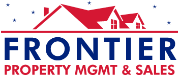 Frontier Property Management and home sales